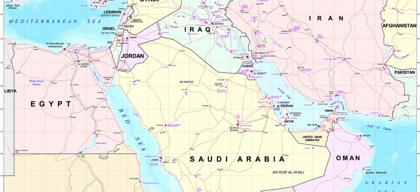 Middle East History : Brief History of MiddleEast
